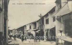Vietnam, Viet Nam,  Nhân Vật Tonkin Haiphong, Rue Chinoise
