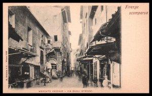 Mercato Vecchio,Via Degli Strozzi,Florence,Italy BIN