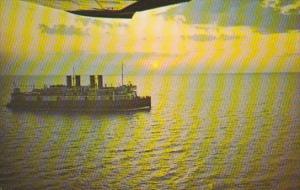 Canada S S Prince Edward Island Car Ferry