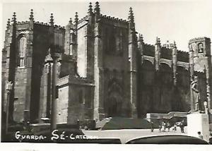 POSTAL 17852: Catedral de Guarda