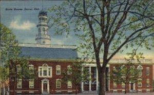 State House - Dover, Delaware DE