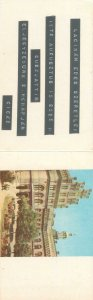 Postcard historical landmark architecture 1976