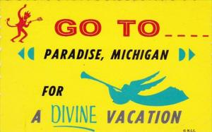 Go To Paradise Michigan For A Divine Vacation Paradise Michigan