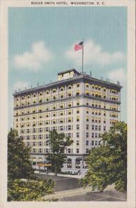 Washington D C The Roger Smith Hotel 1946