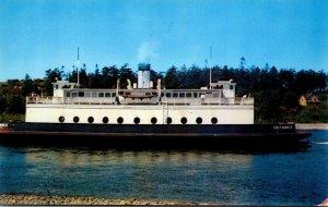 Washington Olympic Peninsula Motro Ferry Defiance