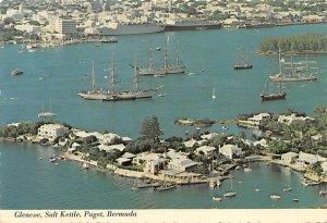 Glenco, Salt Kettle Ships Bermuda Island 1984