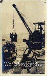 Dqated 1927 Mollendo, Peru Writing on back