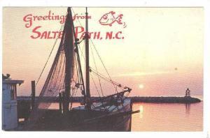 Greetings from Salter Path, North Carolina,  PU-1979