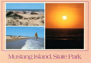 TX -Mustang Island State Park