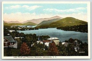 Adirondack Mountains New York~Lake Placid Cabins~Homes~White Face Mountain~1920s