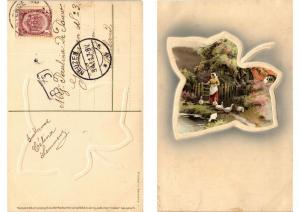 CPA Landlicher Frieden Meissner & Buch Litho Serie 1569 (730596)