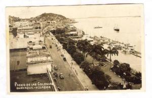 RP, Botes, Paseo De Las Colonias, Guayaquil, Ecuador, 1930-1950s