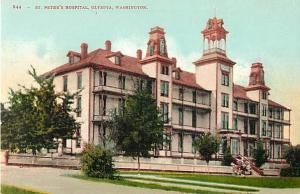 D/B St. Peter's Hospital Olympia Washington WA