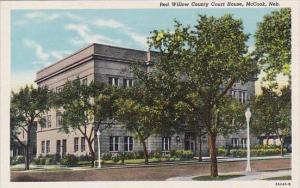 Red Willow County Court House McCook Nebraska