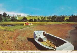 Ebb Tide , Stanly River , P.E.I. , Canada , 50-70s