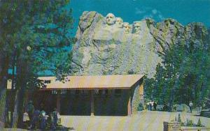 South Dakota Black Hills Mount Rushmore