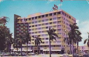 Biscayne Hotel Miami Florida 1957