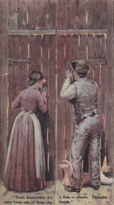 TC: Universal Talking Machine Mfg. Co. , New York , 1910s ; Barn Dance