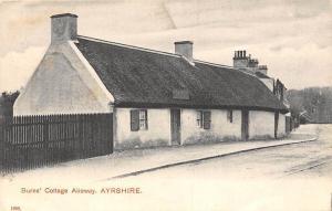 Burns Cottage Alloway Ayrshire 1903