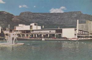 Cape Town Railway Station At Adderley Street Postcard