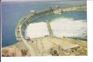 Long Sault Control Dam, St Lawrence Seaway,  Ontario,