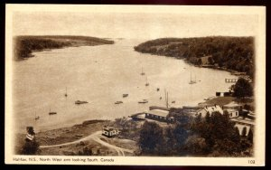 dc804 - HALIFAX Nova Scotia Postcard 1920s North West Arm