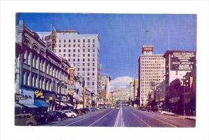 Main Street , Salt Lake City , Utah, 40-50s