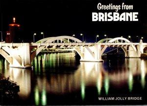 Australia Brisbane The William Jolly Bridge
