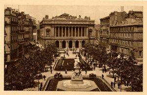 France - Marseille. La Bourse
