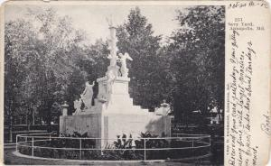 ANNAPOLIS, Maryland, PU-1907; Navy Yark