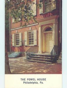 Unused Pre-1980 HISTORIC HOME Philadelphia Pennsylvania PA W3929