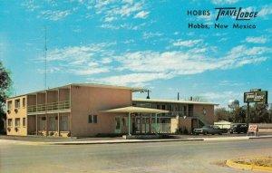 HOBBS , New Mexico , 1950-60s ; Travelodge