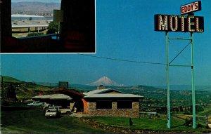 Oregon The Dalles Eddy's Motel