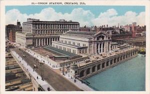 Illinois Chicago Union Station