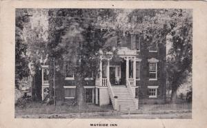 FREDERICK , Maryland, 00-10s ; Wayside Inn
