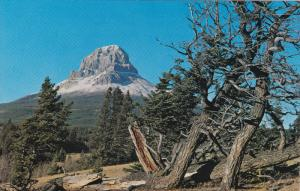 Crowsnest Mountain, Coleman, Southern Alberta, Canada, 40´s-60´s