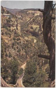 Cave of the Winds, Manitou Springs, Colorado, unused Postcard