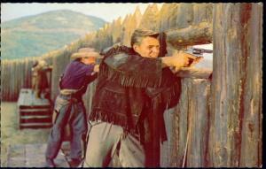 Actor GÖTZ GEORGE as FRED ENGEL (1962) Western