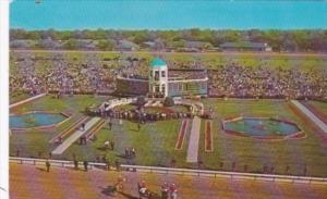 Kentucky Louisville Infield & Winner's Circle At Churchill Downs