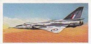 Lyons Tea Vintage Trade Card Wings Of Speed 1961 No 20 Fairey F D 2 Great Bri...