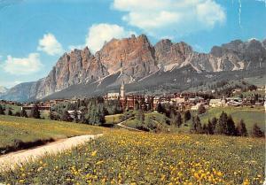 Dolomitit Austria Cortina verso il Pomagagnon Dolomitit Cortina verso il Poma...