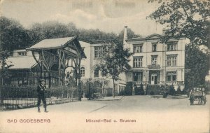 Germany Bad Godesberg Mineral-Bad und Brunnen 06.52