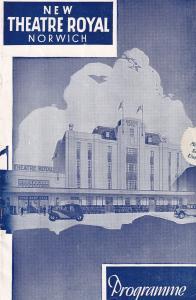 George Elrick Len & Bill Loew BBC Radio Theatre Norfolk Royal WW2 Norwich Ant...