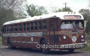 Somerset Bus Lines #9967 General Motors Model TDM 5108 -105 Postcard Post Car...