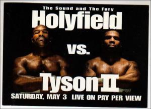 Holyfield vs Tyson II