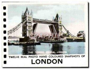 Modern Postcard The Tower Bridge London