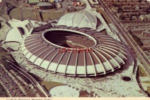 Continental-size LE STADE OLYMPIQUE, MONTREAL, QUEBEC CANADA 1976 OLYMPIC GAMES