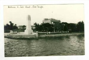 RP, Entrance To Suez Canal, Port Tewfik Memorial, Egypt, Africa, 1920-1940s