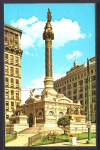 Soldiers and Sailors Monument,Cleveland,OH BIN
