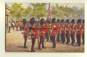 su1229 - The Grenadier Guards - art by Harry Payne - postcard Tucks series 3546